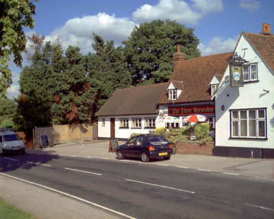 Image - Three Horseshoes Road - Great Parndon - Harlow