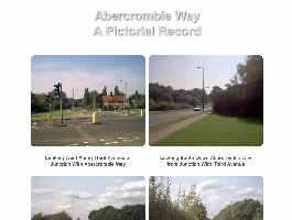 A Pictorial Record of Abercrombie Way, Great Parndon, Harlow, Essex