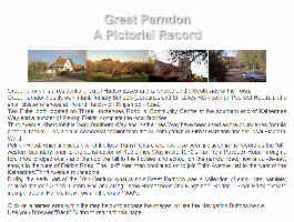 A Pictorial Record of Great Parndon, Harlow, Essex