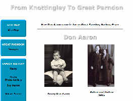 Don Aaron - From Knottingley to Great Parndon
