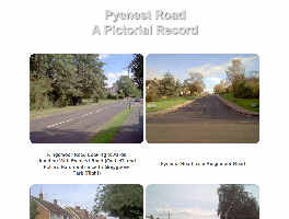 A Pictorial Record of Pyenest Road, Great Parndon, Harlow, Essex